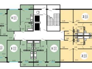 Продажа квартир: 1-комнатная квартира, Краснодар, Восточнo-Кругликовская ул., 60, фото 1