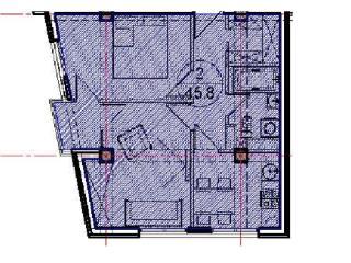 Продажа квартир: 2-комнатная квартира в новостройке, Краснодарский край, Сочи, ул. Метелёва, фото 1