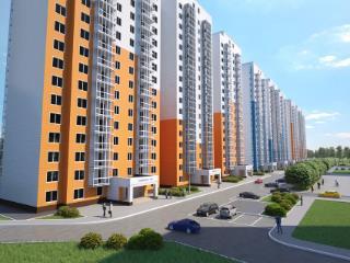 Продажа квартир: 2-комнатная квартира, Воронеж, ул. 45 стрелковой дивизии, 259, фото 1