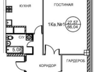 Продажа квартир: 1-комнатная квартира, Москва, Наставнический пер., 3, фото 1