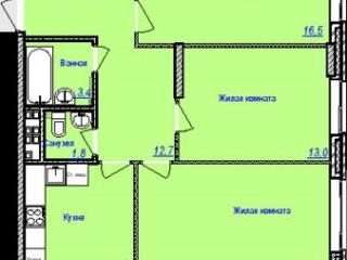 Продажа квартир: 3-комнатная квартира, Ижевск, ул. Подлесная 9-я, 45, фото 1