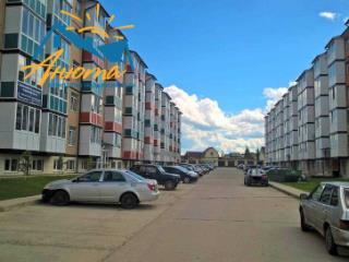 Продажа квартир: 1-комнатная квартира, Калужская область, Боровский р-н, д. Кабицыно, Молодежный мкр., 1, фото 1