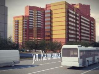 Продажа квартир: 2-комнатная квартира, Красноярск, ул. Калинина, 46, фото 1