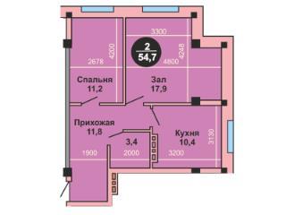 Продажа квартир: 2-комнатная квартира, республика Дагестан, Каспийск, Советская ул., 11, фото 1