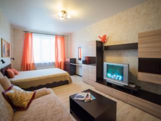 Аренда квартир: 1-комнатная квартира, Воронеж, Ленинский пр-кт, 124а, фото 1