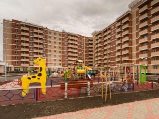 Продажа квартир: 1-комнатная квартира, Краснодар, ул. Красных Партизан, фото 1