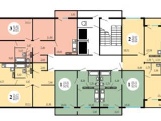 Продажа квартир: 2-комнатная квартира, Краснодар, Восточнo-Кругликовская ул., 60, фото 1