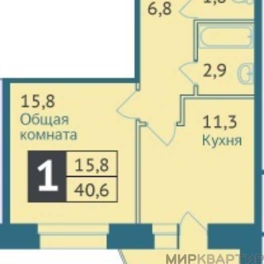 Продам квартиру Хабаровск, ул. Шевчука, 28