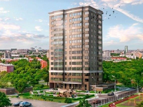 Продажа квартир: 2-комнатная квартира в новостройке, Москва, Брошевский пер., 6стр1, фото 1