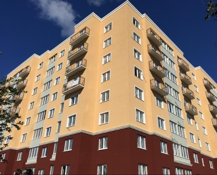 Продажа квартир: 1-комнатная квартира в новостройке, Калининград, Печатная ул., фото 1