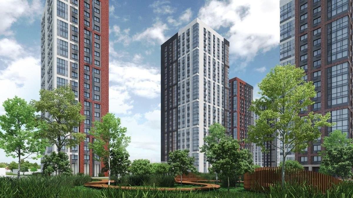 Продажа квартир: 2-комнатная квартира в новостройке, Москва, Варшавское ш., влд170Ек2, фото 1