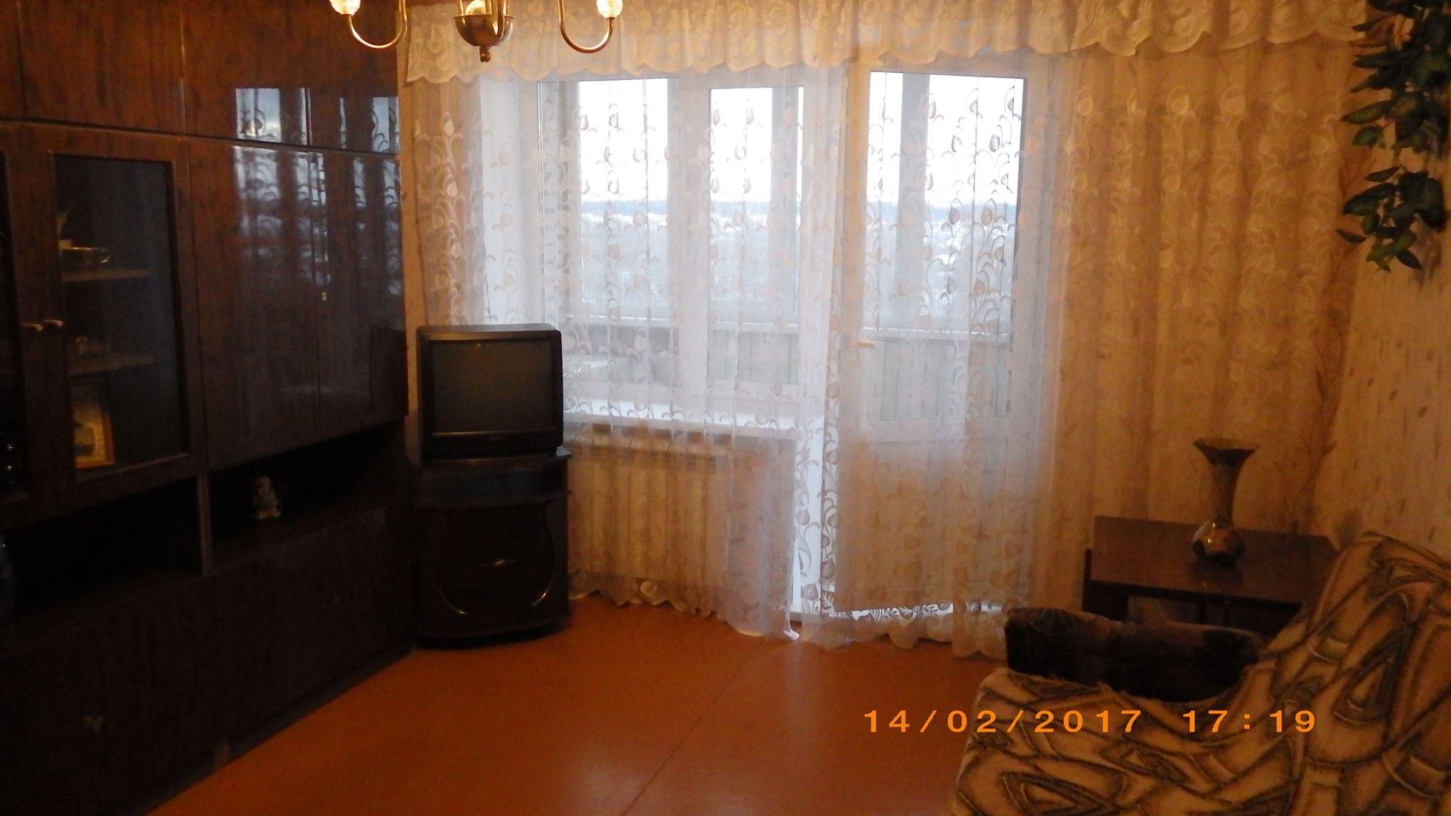 Аренда квартир: 1-комнатная квартира, Московская область, Егорьевск, Гражданская ул., 28, фото 1