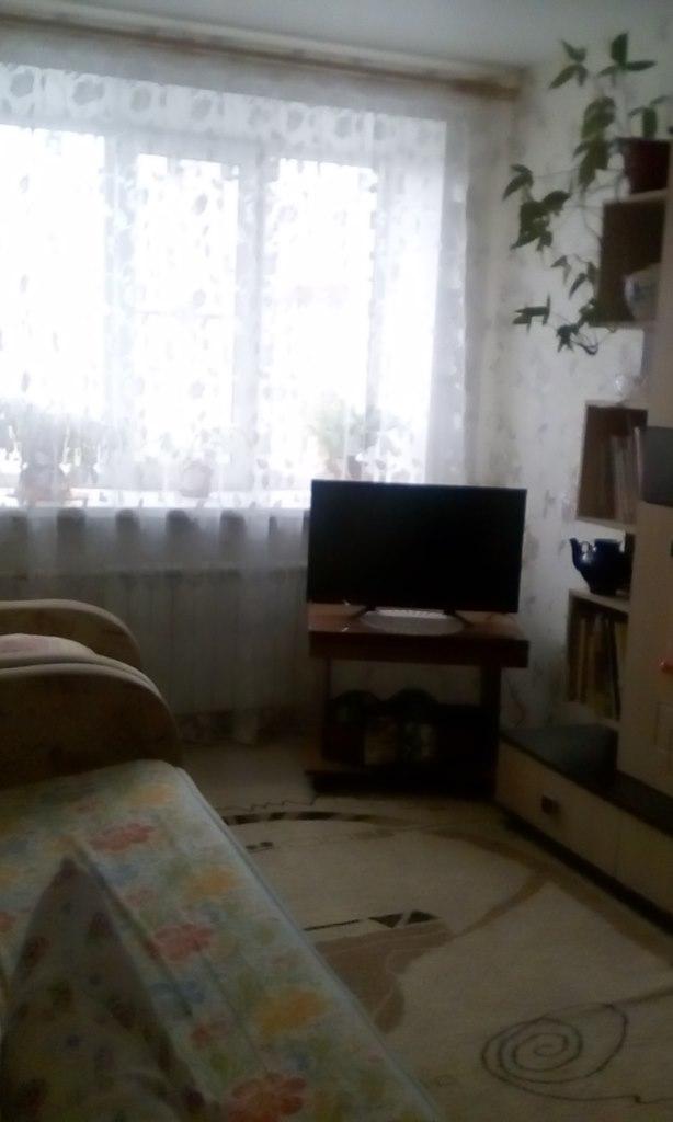 Продажа квартир: 2-комнатная квартира, Тамбовская область, Тамбовский р-н, п. Строитель, Центральный мкр., 30, фото 1