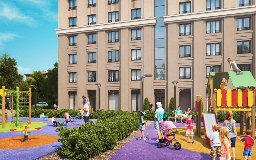 Продажа квартир: 2-комнатная квартира в новостройке, Москва, ул. Берзарина, 28, фото 1