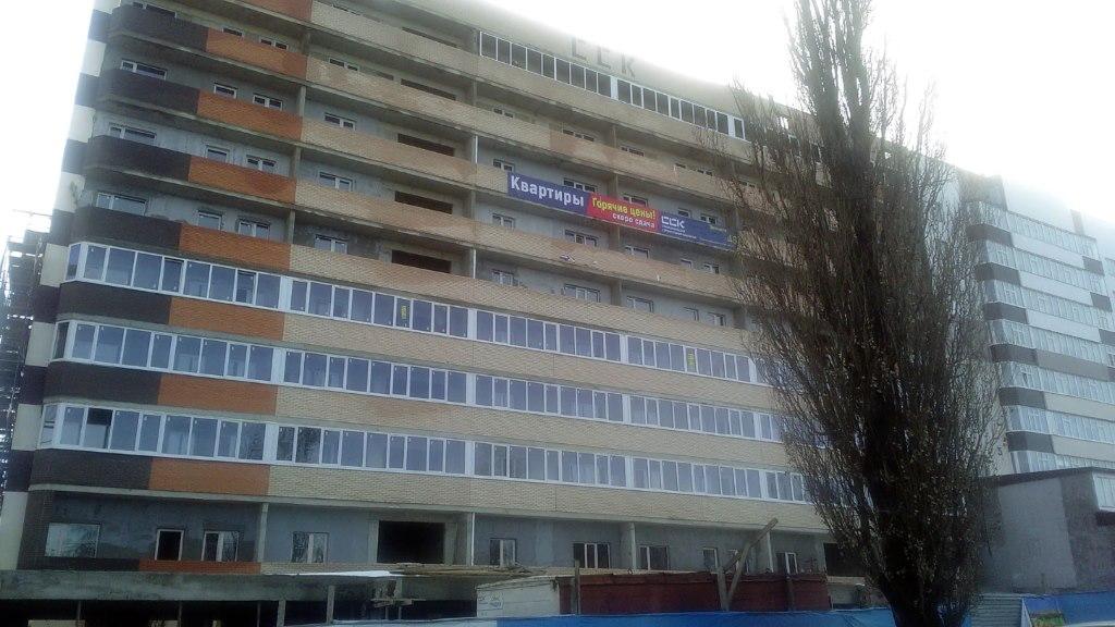 Продажа квартир: 2-комнатная квартира в новостройке, Ставрополь, пр-кт Кулакова, 51, фото 1