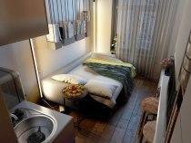 Самые маленькие квартиры вгородах-миллионниках, или Счастье на11 кв. метрах