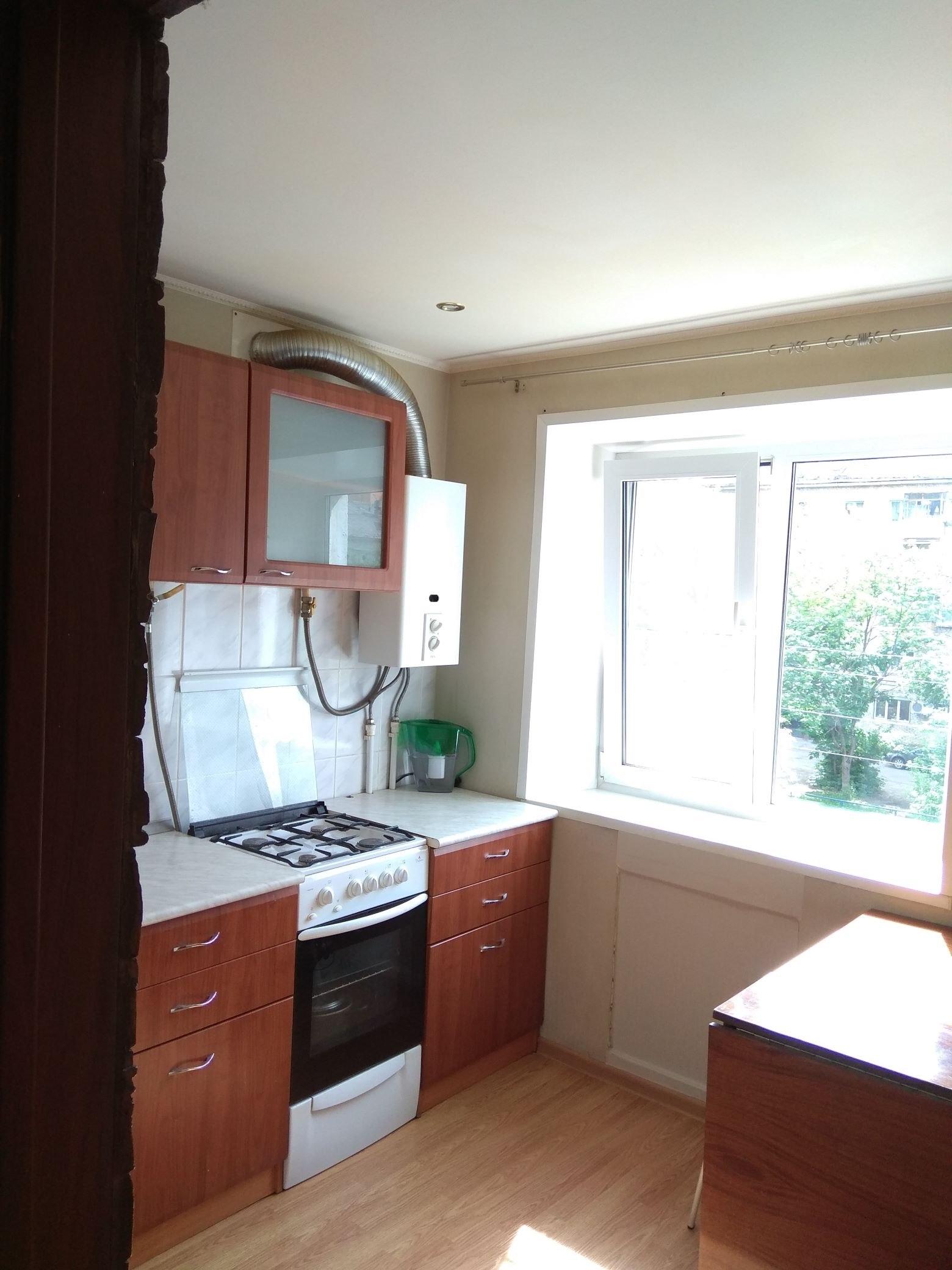 Продается однокомнатная квартира за 1 870 000 рублей. Московская обл, г Электросталь, пр-кт Ленина, д 15А.