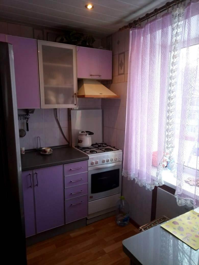 Продается двухкомнатная квартира за 3 000 000 рублей. Московская обл, Пушкинский р-н, рп Правдинский, ул Полевая, д 6.