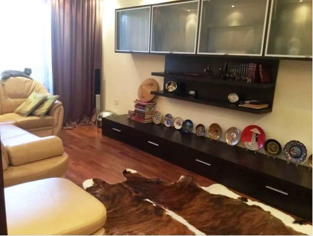 Продается трехкомнатная квартира за 4 750 000 рублей. Московская обл, г Наро-Фоминск, ул Профсоюзная, д 34.