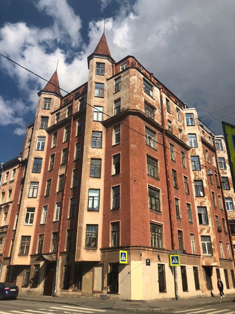0ce96428e16e9 Купить квартиру на набережной Реки Пряжки в Санкт-Петербурге: 2 ...